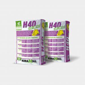Kerakoll h40 sem limites cimentos cola bigmat abrantes loures lisboa materiais construção online